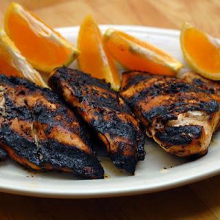 Grilled Chipotle Orange Chicken Recipe