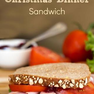 Christmas Dinner Sandwich