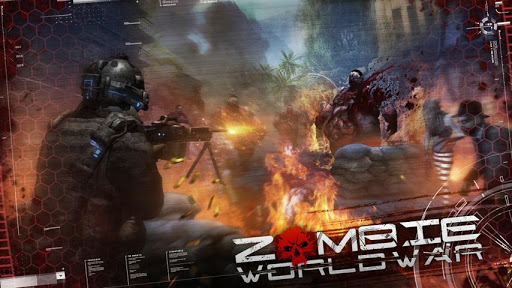 Zombie World War apkpoly screenshots 3