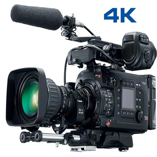 4K Hd Camera