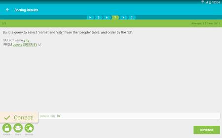 Learn SQL 3.0.3 screenshot 262660