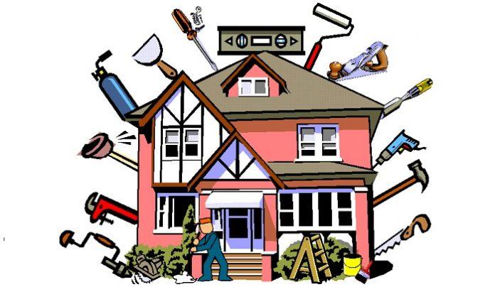 Không phải xin giấy phép xây dựng khi sử dụng dịch vụ sửa nhà