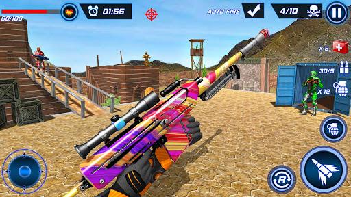 FPS Robot Shooter Strike: Anti-Terrorist Shooting apkpoly screenshots 15