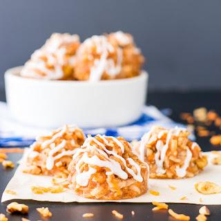 Carrot Cake Macaroons