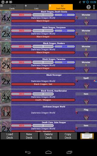 FC Buddyfight Database filehippodl screenshot 11