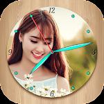 My Photo Analog Clock Live Wallpaper hd 1.3
