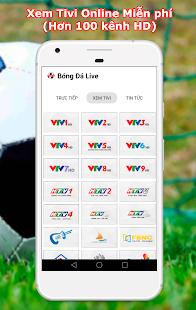 Bóng Đá Live - Bóng Đá TV - Xem bóng đá trực tiếp for PC-Windows 7,8,10 and Mac apk screenshot 3