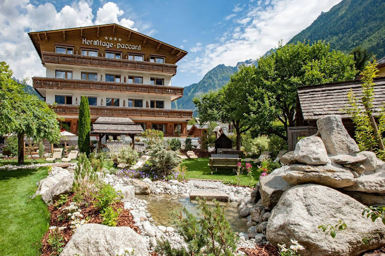 L'Hermitage Hotels-Chalets de Tradition