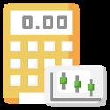 Crypto Trading Profit Calculator icon