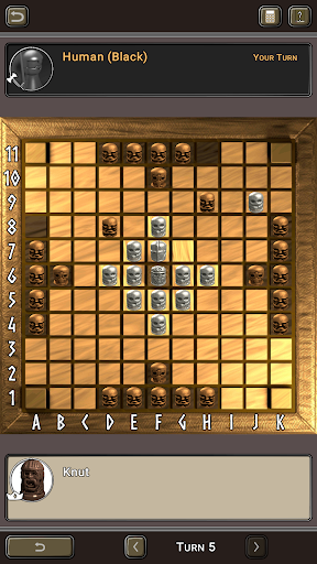 Hnefatafl 3.10 screenshots 1