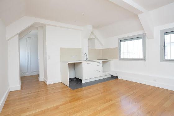Location studio 32,4 m2