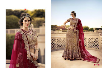 Photo: CODE: 13006 LEHENGA . Price : USD 185