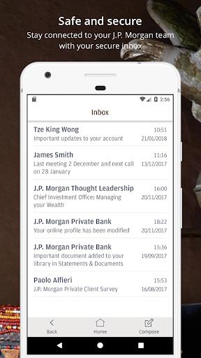 J.P. Morgan Private Bank  screenshots 5