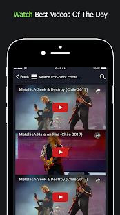 Metallica Online- screenshot thumbnail