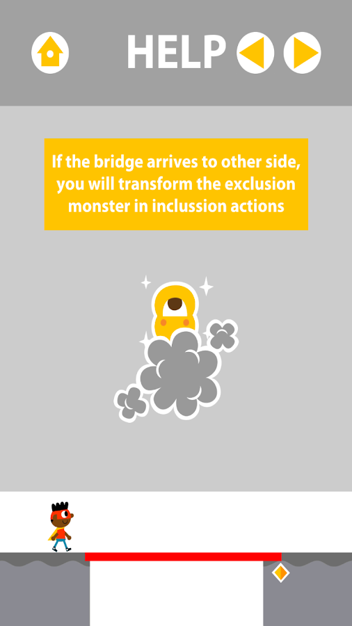 Inclusion Bridges- screenshot
