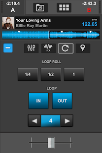 VirtualDJ Remote- screenshot thumbnail