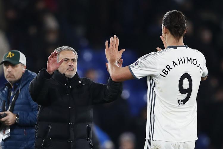 Tottenham : José Mourinho et Zlatan Ibrahimovic de nouveau réunis ?
