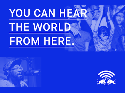 Red Bull Radio- screenshot thumbnail
