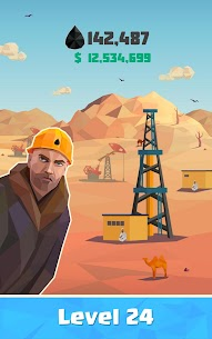 Idle Oil Tycoon: Gas Factory Simulator Mod Apk Download For Android and Iphone 8