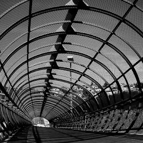 by Ivica Dujic - Buildings & Architecture Bridges & Suspended Structures ( black and white )