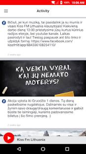 Kiss Fm Lithuania - náhled