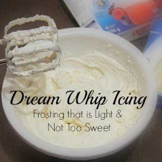 Dream Whip Pudding Icing Recipes.
