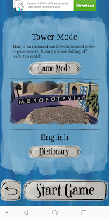 Tower of Babble - Play With Your Words screenshot 3