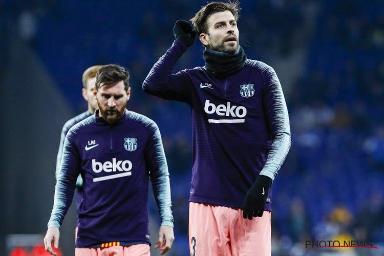Catalonië en Piqué doen tegen Venezuela wat Messi en Argentinië niet konden