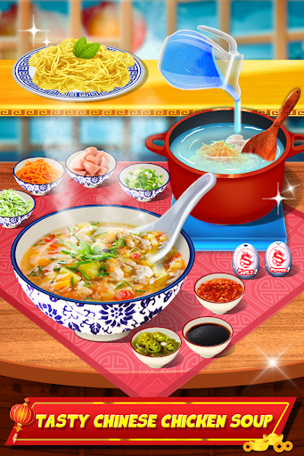 Chinese Food - Cooking Game  screenshots 5