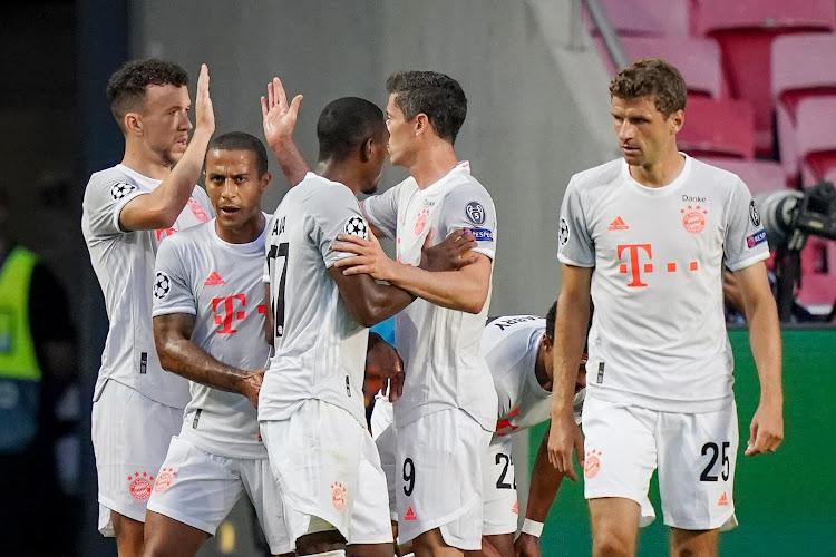 Le Bayern Munich atomise et humilie le FC Barcelone