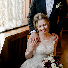 Wedding photographer Anastasiya Chernikova (nrauch). Photo of 20.10.2017