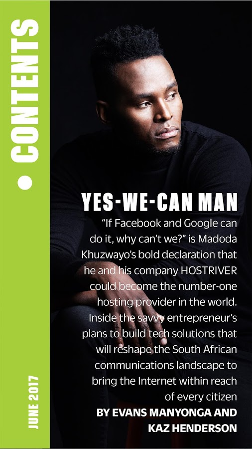 Fast Company South Africa- screenshot