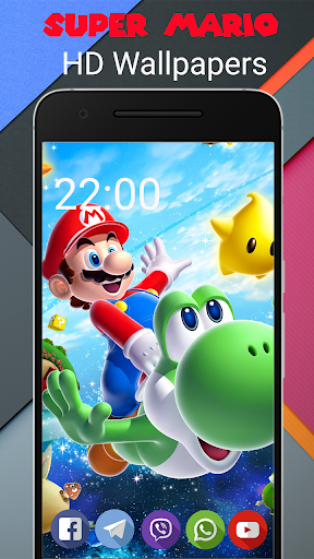 Download Wallpaper For Super Mario Odyssey Apk For Android