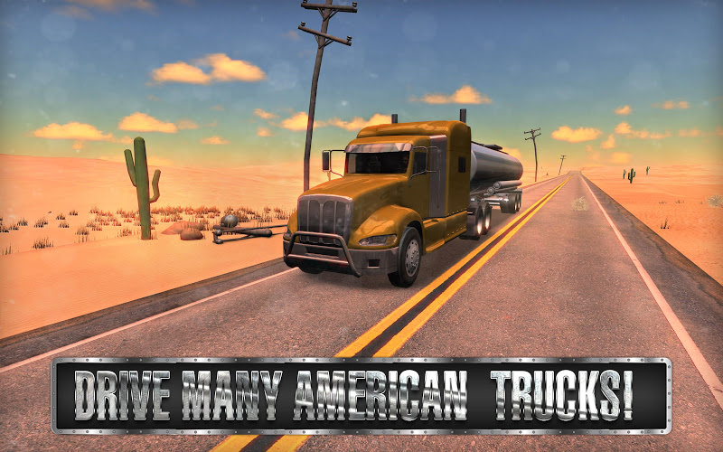 Truck Simulator USA Screenshot 4