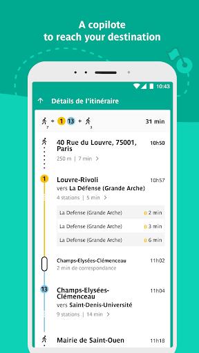 RATP screenshot 3