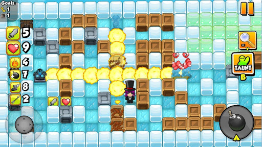 Bomber Friends Games (apk) gratis te downloaden voor Android/PC/Windows screenshot
