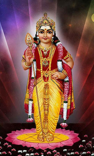 Lord Murugan Live Wallpaper