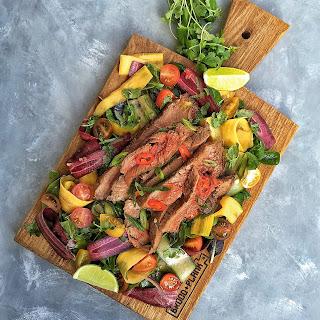 Thai-Inspired Steak Salad