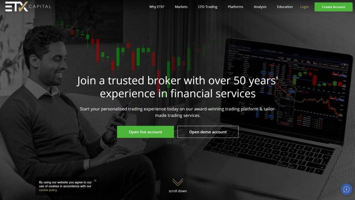 ETX Capital - Best Binary Options Platform