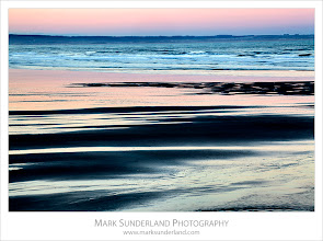 Photo: The West Sands at Dusk, St Andrews  Here's a recent twilight shot of the West Sands in St Andrews which will feature with a few other Eastern Scottish coastal images along with images from New South Wales & Victoria, The Yorkshire Dales, Wolds and Coast, Newnham-on-Severn and the Lake District in my talk at Aireborough camera club, near Leeds this Wednesday evening.  Details at: http://www.aireboroughcameraclub.co.uk