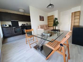 Appartement meublé 2 pièces 44,54 m2