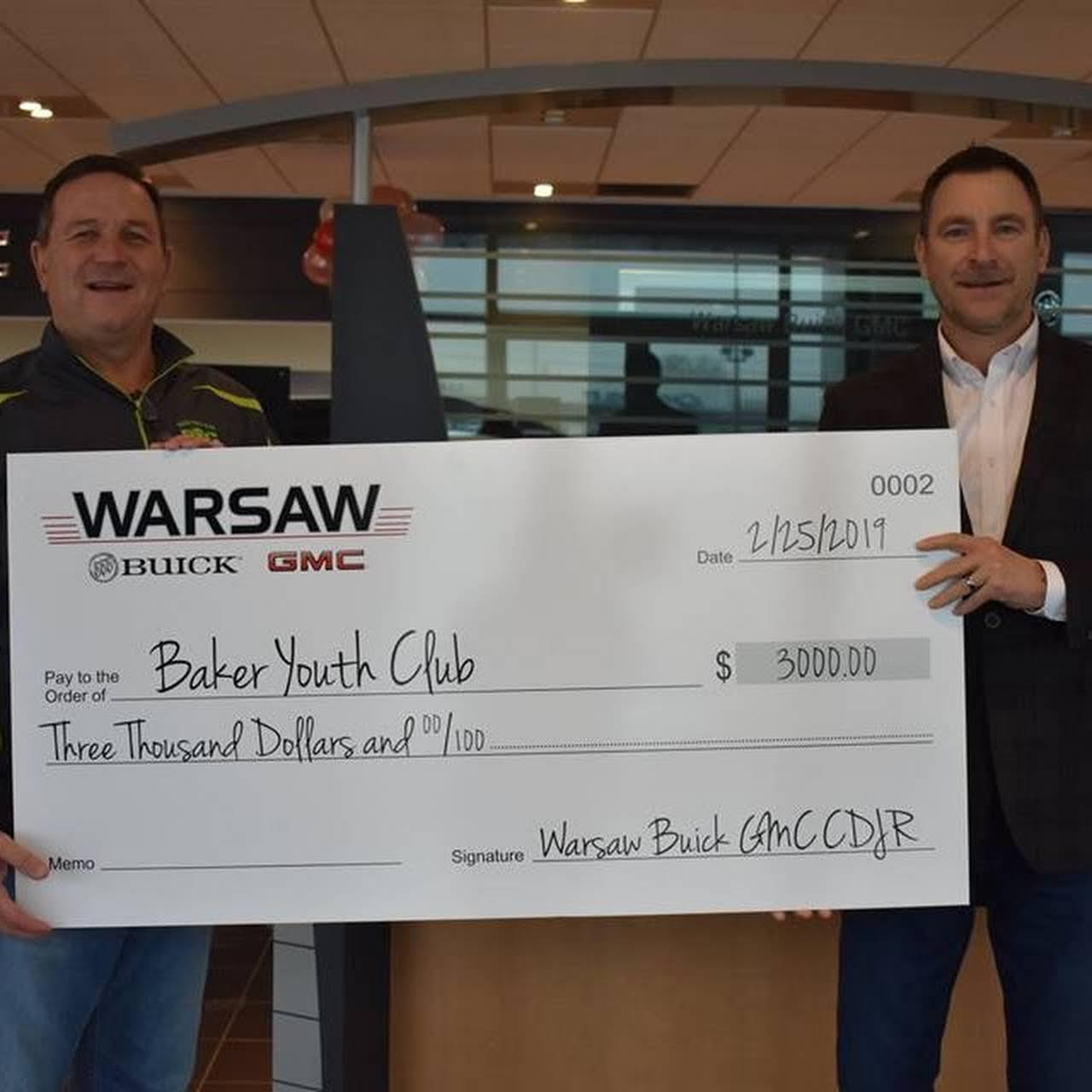 Warsaw Buick Gmc >> Warsaw Buick Gmc Car Dealer In Warsaw