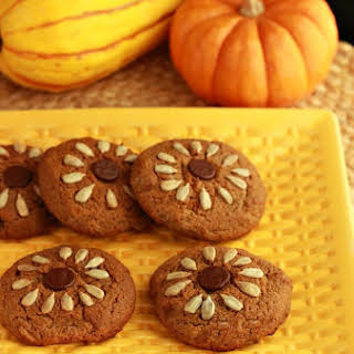 Sunflower Butter Cookies.