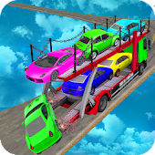 Car Carrier Truck on Impossible Tracks 3D (Unreleased)