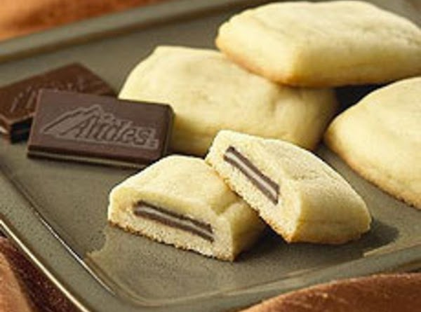 Andes Mint Pillow Cookies Recipe