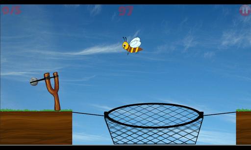 bee hunt - honey bees shooter