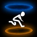 Portal Maze 2 - Aperture spacetime jumper games 3d icon