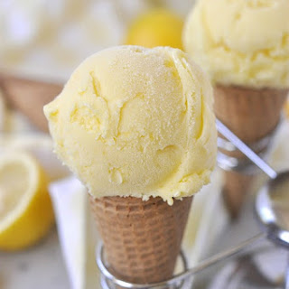 Lemonade Ice Cream.