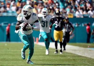 Les Miami Dolphins perdent leur safety pour le reste de la saison