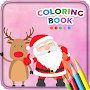 Christmas Coloring Book For Kids APK icon